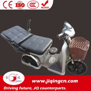 Three Wheel Folded Electro Tricycle pictures & photos