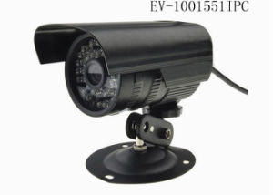 1.0MP Black Bullet Waterproof IP Security Camera pictures & photos