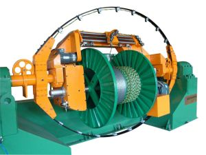 High Speed Cable Machine for Electrical Wire