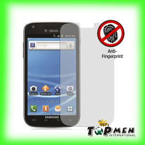 for Samsung Galaxy S Ii Screen Protector Cover Film