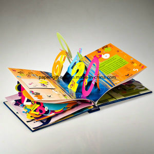 3D Pop up Printing Books pictures & photos
