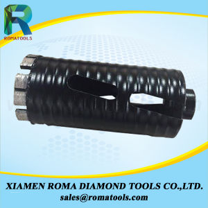 Romatools Diamond Core Drill Bits for Reinforce Concrete Dcr-250 pictures & photos