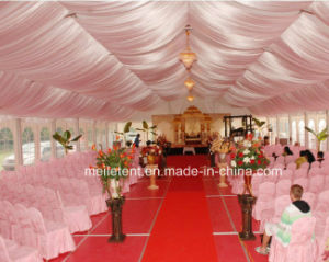 Wedding Decoration Tent with Wooden Floor Marquees for Sale pictures & photos