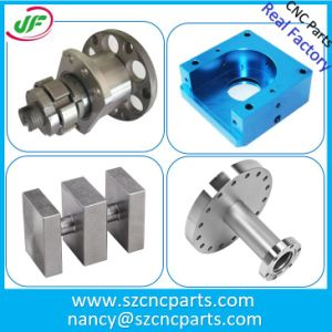 Aluminum, Stainless, Iron Made Machining Part Used for Optical Communication pictures & photos