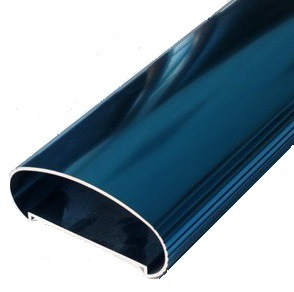 Aluminium Profile with Various Surface Finishing pictures & photos