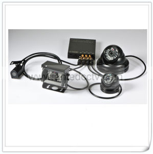 Bus Outdoor Monitoring Camera for HD-Sdi 1080P Mobile DVR System pictures & photos
