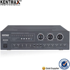 Kb-8250 Professiona 250 Watts 2.0 Channel Karaoke Amplifier pictures & photos
