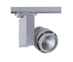 30W Lfl-COB1036 COB LED Track Spot Light pictures & photos