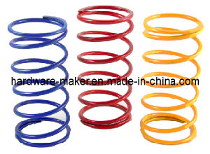 Customed Various Size of Springs in Alloy Spring Steel