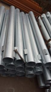 Hot Dipped Galvanized Traffic Permanent Bollard pictures & photos