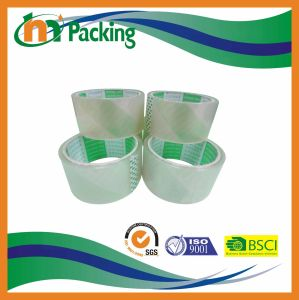 Hot Sales BOPP Clear Packing Tape (BOPP film and water-based acrylic) pictures & photos