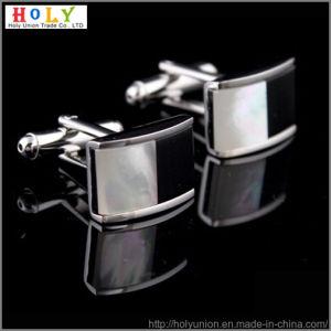 VAGULA Diamond Brass Cuff Links (Hlk31453) pictures & photos