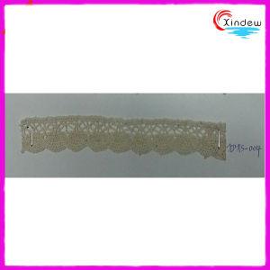 Fashion Style 1.8cm Sector Shape Cotton Crochet Lace pictures & photos