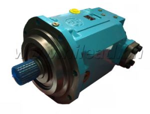 A4FM500 Hydraulic Axial Piston Swashplate Fixed Motor pictures & photos