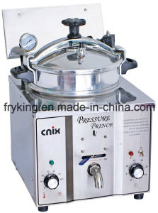Counter Top Electric Chicken Pressure Fryer pictures & photos