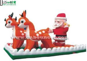 Popular Inflatable Christmas Reindeer