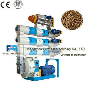 Sinking Pellet Shrimp Vannamei Feed Making Machine pictures & photos