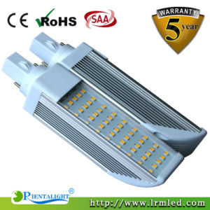 China Factory 9W G24 PLC SMD2835 LED Plug Light pictures & photos