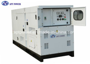 Rate Output 180kVA Silent Diesel Generator Set Powered by Perkins pictures & photos