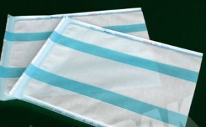 Medical Grade Autoclave Gusseted Pouch for Sterilization pictures & photos