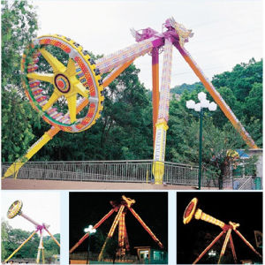 Super Big Challenger Rides Large Swing Pendulum Amusement Park Equipments Outdoor Playground Thrill Rides for Adults for Sale pictures & photos