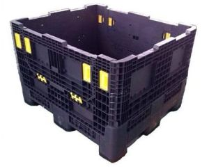 1140*980 *760 Large Plastic Storage Fordable Bulk Container