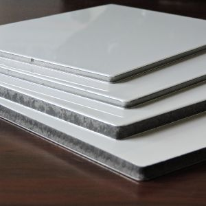 6mm to 10 mm PVDF Aluminium Plastic Composite Panel ACP pictures & photos