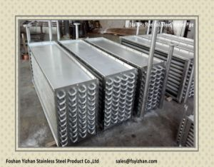 AISI304 Stainless Steel Air Cooled Condenser Pipe pictures & photos