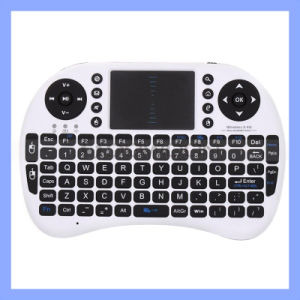 2.4GHz Keyboard Fly Air Mouse Keyboard Mini Keyboard for Android TV Box (MK-001) pictures & photos