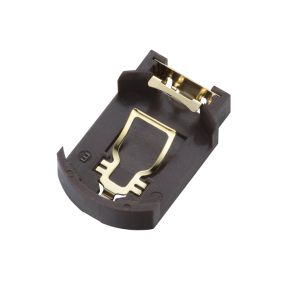 Battery Holder for Cr2032 (BS-2032-8) with Hole pictures & photos