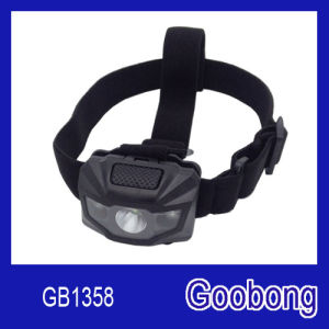 3LED Plastic Headlamp