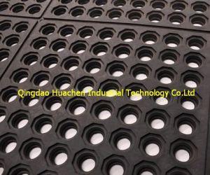 Wholesale Interlocking Rubber Matting/Rubber Mat pictures & photos