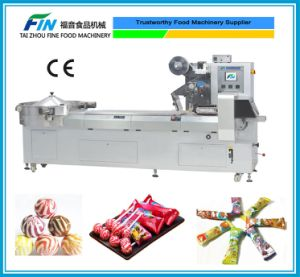 Candy Packaging Machine for Lollipop Packing pictures & photos
