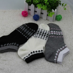 Ankle Designed Women Cotton Socks 3 Pairs Pack Wsp-25