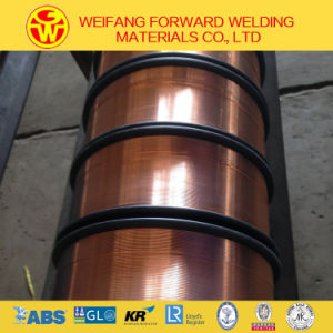 (J-50) TIG Er70s-6 Alloy Copper Welding Wire pictures & photos