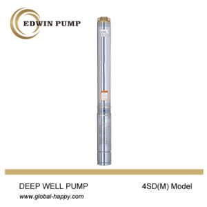 Deep Well Water Pump pictures & photos