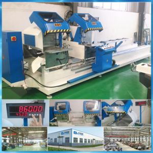 Double Head Cutter for Aluminum Door and Windows pictures & photos