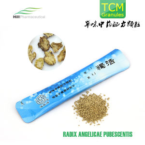 Traditional Chinese Medicine, Radix Angelicae Pubescentis Granules pictures & photos