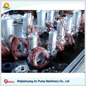 Stainless Steel Electric High Quality Submersible Sewage Pumps pictures & photos