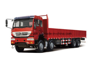 Sinotruk Brand 8X4 Driving Type Cargo Truck pictures & photos