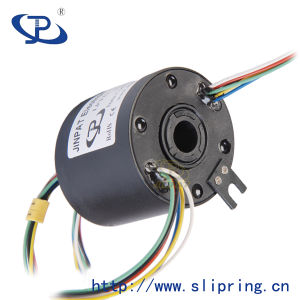 AC Generator Slip Rings with Through-Bore 12.7mm