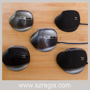 Support Ergonomic Charge Upright Vertical Wireless Mouse pictures & photos