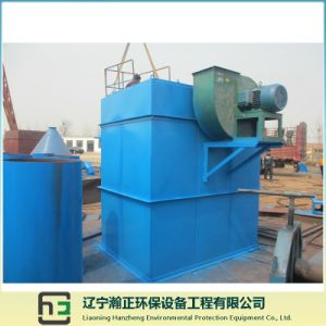 Induction Furnace Air Flow Treatment-Side-Part Insert Flat-Bag Dust Collector pictures & photos