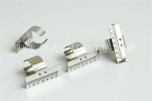 Dental Equipment Endo Files Span Measuring Rule Stainless Steel pictures & photos