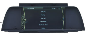 Windows Ce Portable DVD Player Audio for BMW 5 F10 DVD Navigation Hualingan pictures & photos