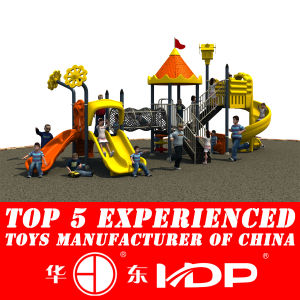 2017 Plastic Material Children Outdoor Playground Toys (HD14-107B) pictures & photos