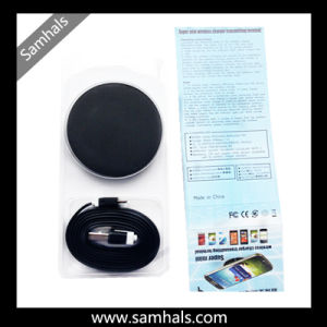 Mini Wireless Charging Pad Sh-Mn001 pictures & photos