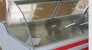York Low Height Glass Merchandiser Base Model.Freezer pictures & photos