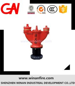 High Quality Outdoor Underground Fire Hydrant for Fire Fighting System pictures & photos