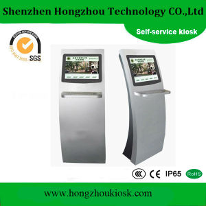 OEM ODM Floor Standing Print Machine Vending Kiosk pictures & photos